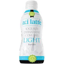 Iogurte desnatado com mel Atilatte 180g