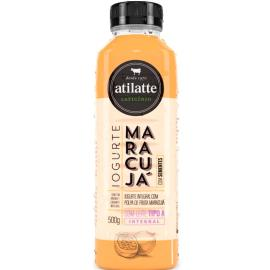 Iogurte Atilatte Integral Maracujá 500g