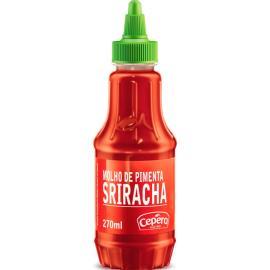 Molho de pimenta Sriracha Cepêra 270ml