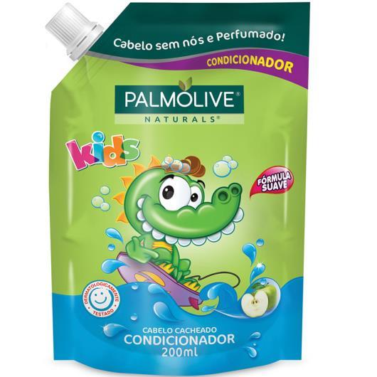 Condicionador kids cabelos cacheados Palmolive refil 200ml - Imagem em destaque