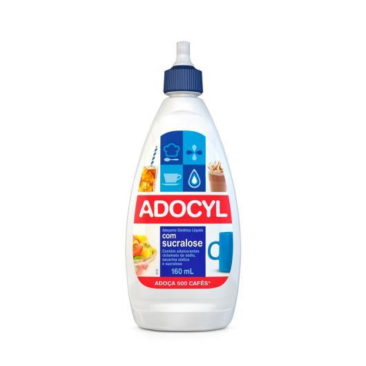 Adoçante líquido com sucralose Zero Cal 160ml - Imagem em destaque