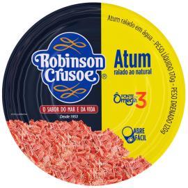 atum ralado natural Robison Crusoe 170g