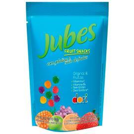Bala original e frutas Jubes Dori 100g