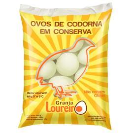Ovos conserva codorna Granja Loureiro 200g