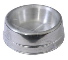 Comedor Pet Smart alumínio pesado pequeno