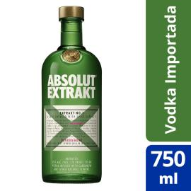 Vodka extrack Absolut 750ml