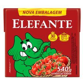 Extrato Tomate Elefante 540g Tp