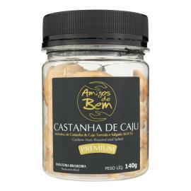 Castanha Caju Amigos do Bem Premium 140g