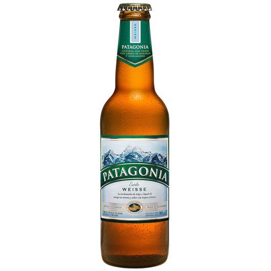 Cerveja Weisse Patagonia Garrafa 355ml - Imagem em destaque