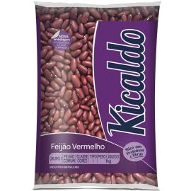 Feijão Vermelho Kicaldo 1kg