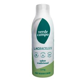 Iogurte tradicional Lacbacillus Verde Campo 500g