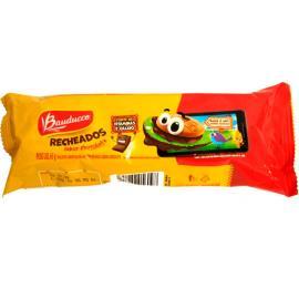 Biscoito recheado de chocolate Bauducco 65g