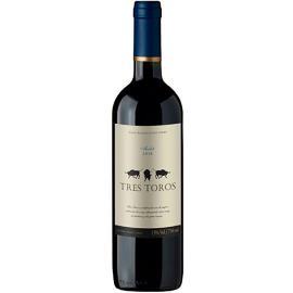 Vinho Chileno Tres Toros Merlot Tinto 750ml