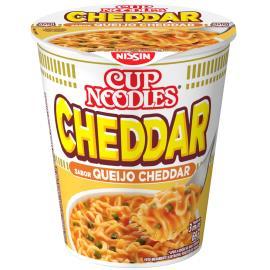 Macarrão Instantâneo Cup Noodles Cheddar 69g