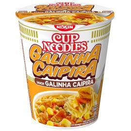 Macarrão Instantâneo Galinha caipira Cup Noodles 69g