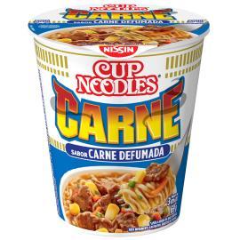 Macarrão Instantâneo Carne Defumada Cup Noodles 69g