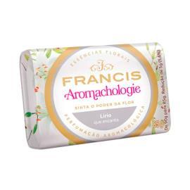 Sabonete em barra Aromachologie lírio Francis 85g