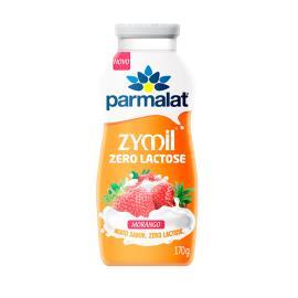 Bebida Láctea Parmalat Zymil zero lactose Morango 170 g