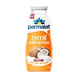 Bebida Láctea Parmalat Zymil Zero lactose Coco 170g
