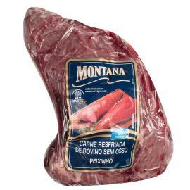 Peixinho resfriado Montana 900g