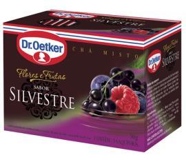 Chá Oetker silvestre 30g