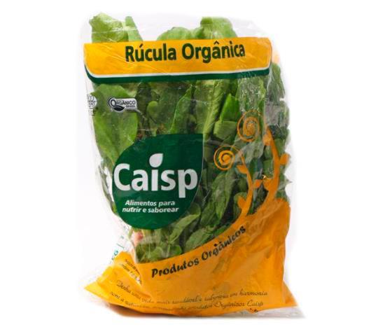 Rúcula orgânica Caisp 160g - Imagem em destaque
