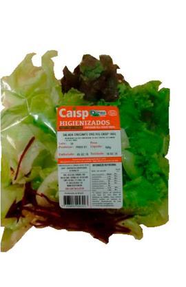Salada crocante orgânica Caisp 160g