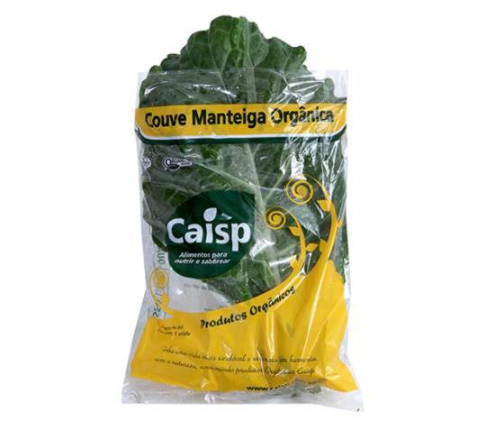 Couve Manteiga orgânica Caisp 100g - Imagem em destaque