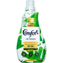 Amaciante Comfort Concentrado Intense Detox 1 L