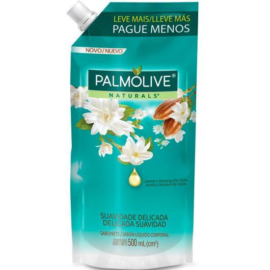 Sabonete líquido Naturals suavidade delicada Palmolive 500ml - Imagem em destaque