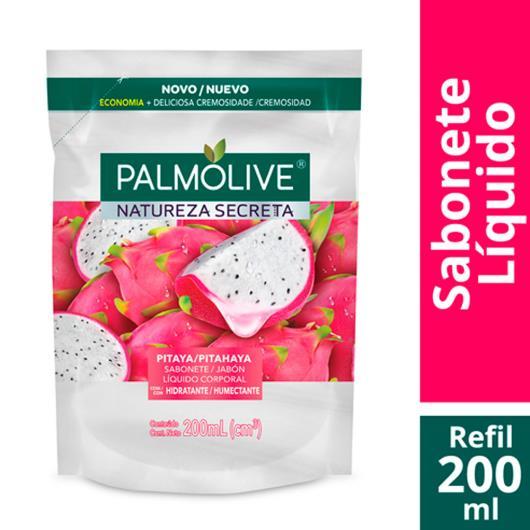 Sabonete líquido Natureza Secreta Pitaya refil Palmolive 200ml - Imagem em destaque