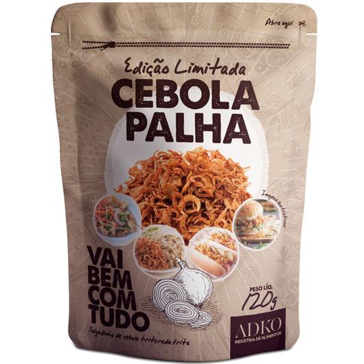 Cebola Adko Palha 120 g - Imagem em destaque