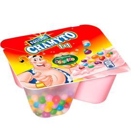 Iogurte Chamyto Morango com Cereais Colorido 130 g
