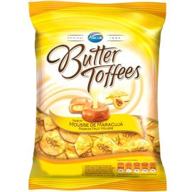 Bala Butter Toffees Mousse Maracujá 100 g