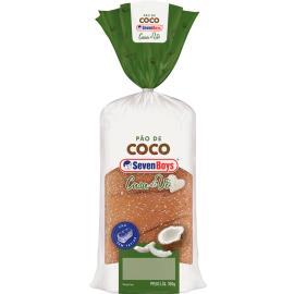 Pão Seven Boys Casa de Vó Coco 350 g