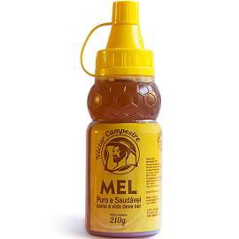 Mel Néctar Campestre Bisnaga 210g