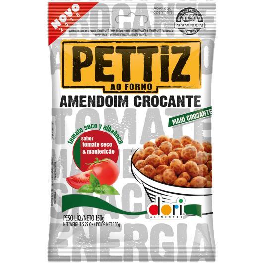 Amendoim Dori Pettiz Tomate Seco e Manjericão 150g - Imagem em destaque