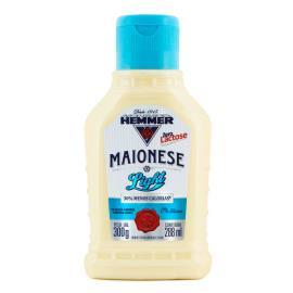 Maionese light zero lactose Hemmer 300g