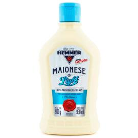 Maionese light zero lactose Hemmer 990g