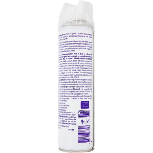 Desinfetante bactericida original Lysoform spray 360ml - Imagem em destaque