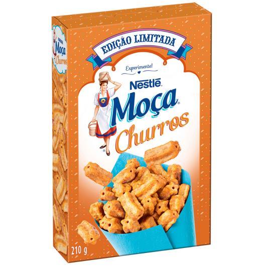 Cereal churros Moça Nestlé 210g - Imagem em destaque
