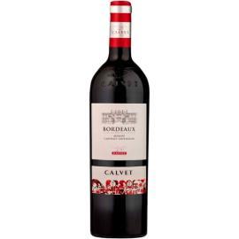Vinho francês bordeaux tinto Calvet Prestige 750ml