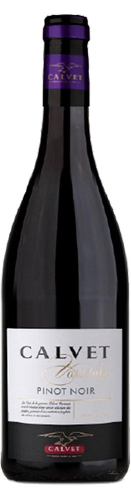 Vinho francês pinot noir Calvet Varietals 750ml - Imagem em destaque