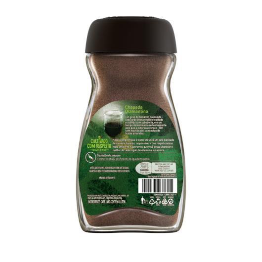 Café solúvel Chapada Diamantina Origens Nescafé vidro 90g - Imagem em destaque