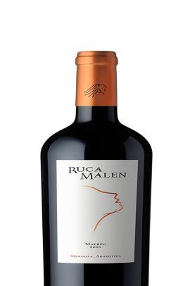 Vinho Argentino Ruca Malen Malbec tinto 750ml