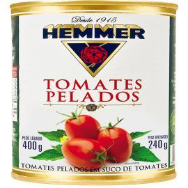 Tomate Pelado Hemmer Inteiro 240g