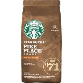 Café Starbucks Torrado e Moído Pike Place 250g