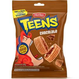 Biscoito Marilan Teens Chocolate 80g