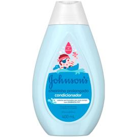 Condicionador infantil cheirinho prolongado Johnsons 400ml