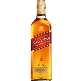 Whisky Red Label Johnnie Walker 1 litro